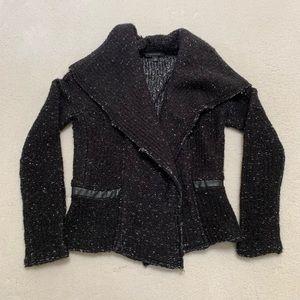 Ann Taylor sweater blazer, Size XS